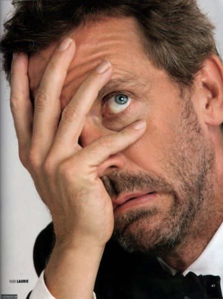 House facepalm